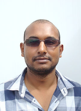 Terence Padayachi