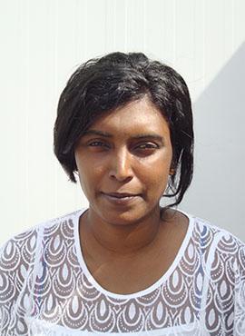 Vanessa Naidoo